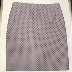 J Crew The Pencil Skirt - Sz 8